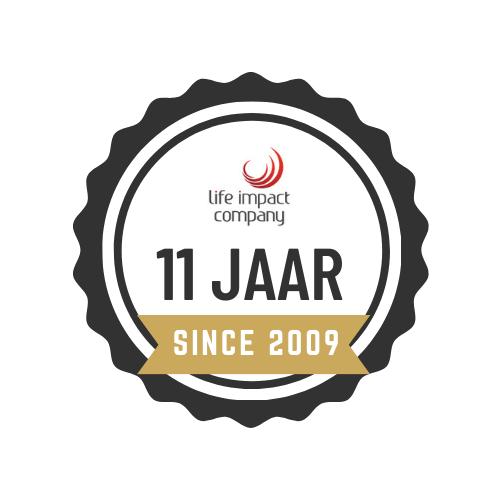 Wij zijn opgericht sinds 2 maart 2009