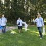 Grote opkomst voor de Cleanup Day in Park Transwijk
