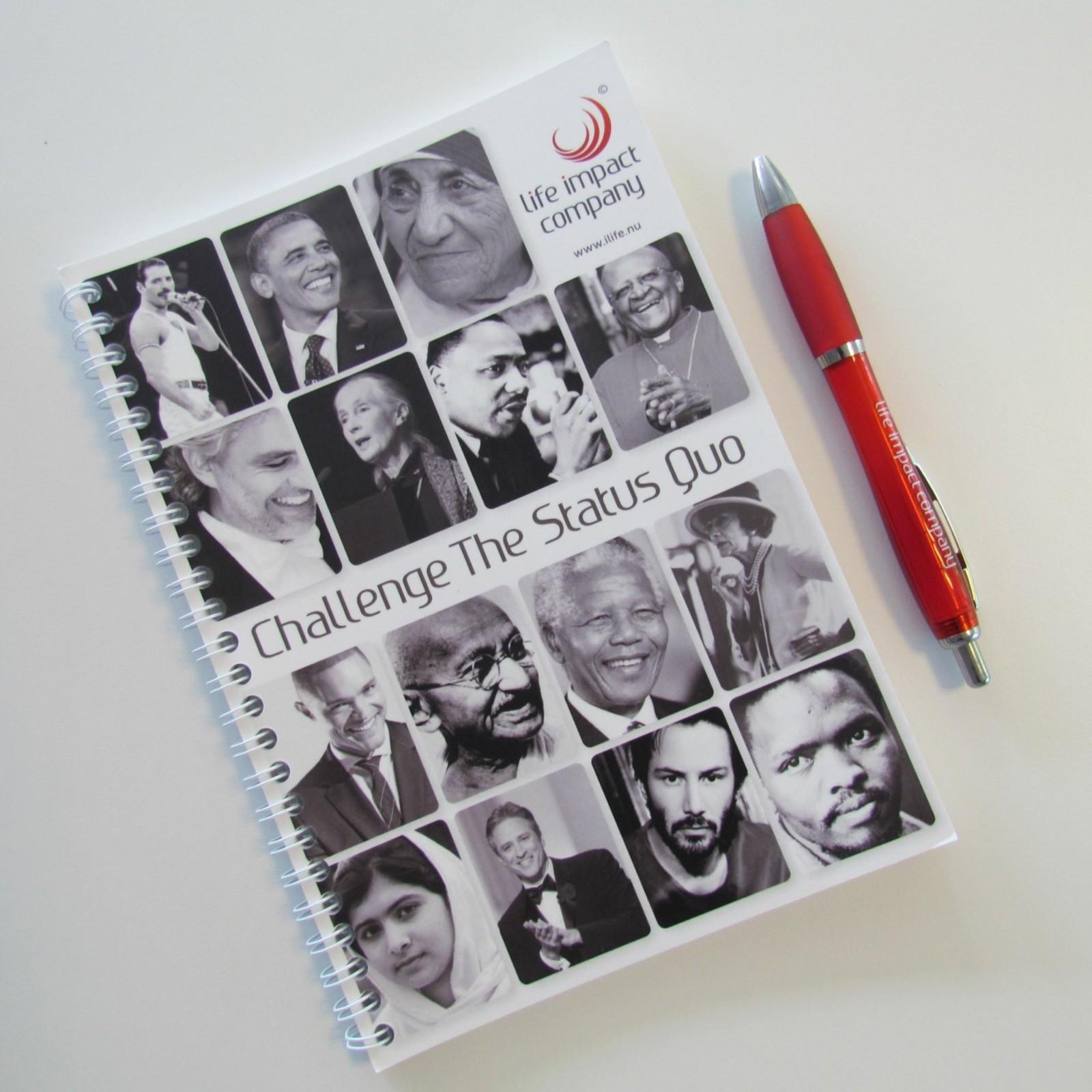 Notitieboek & pen