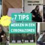 7 tips voor werken in een coronazomer
