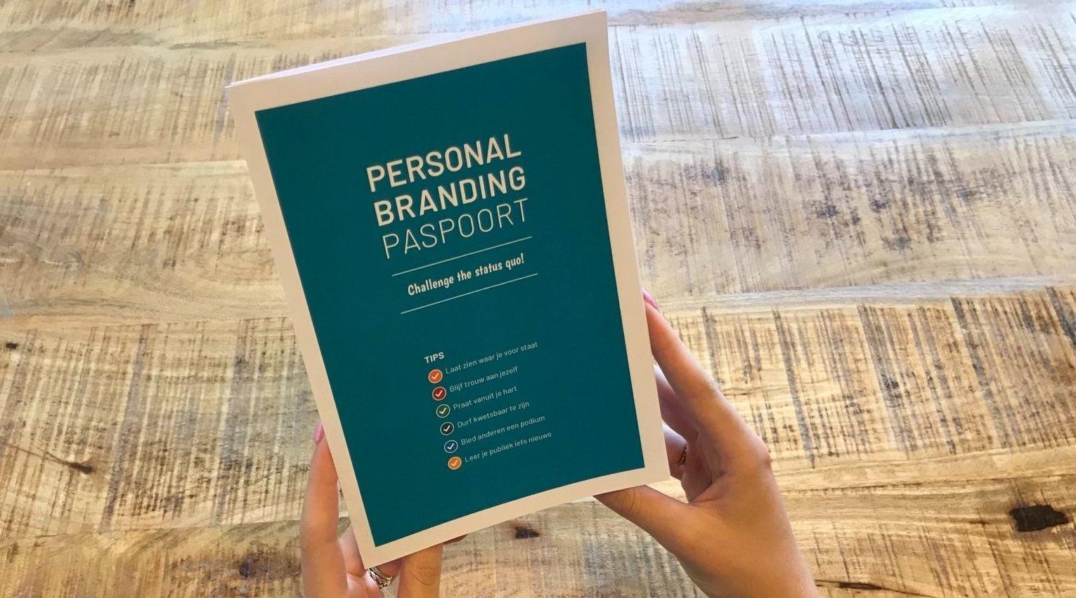 Personal Brand Paspoort: In 6 stappen naar je personal brand